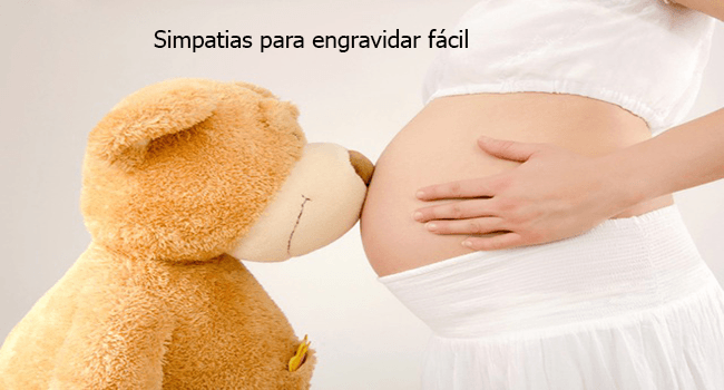 simpatia para engravidar