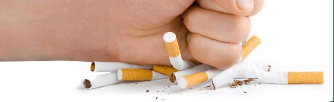 simpatia para parar de fumar urgente