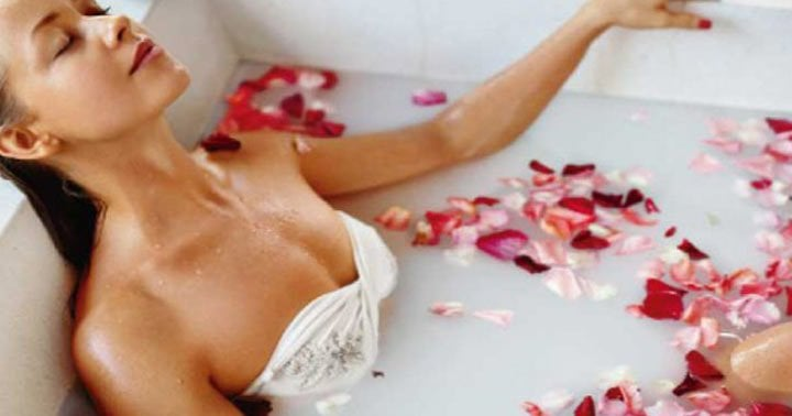 banhos para atrair homens