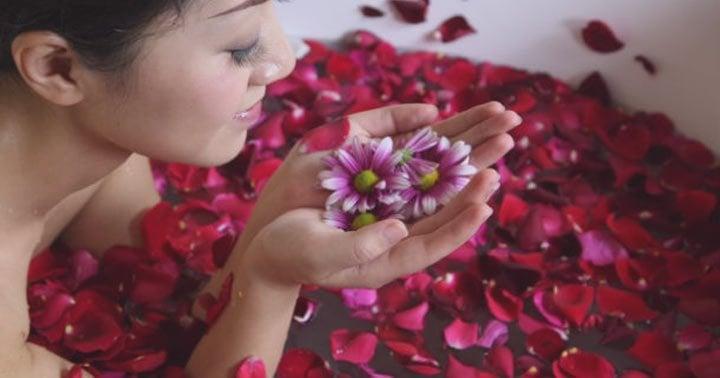 banhos para atrair um amor verdadeiro