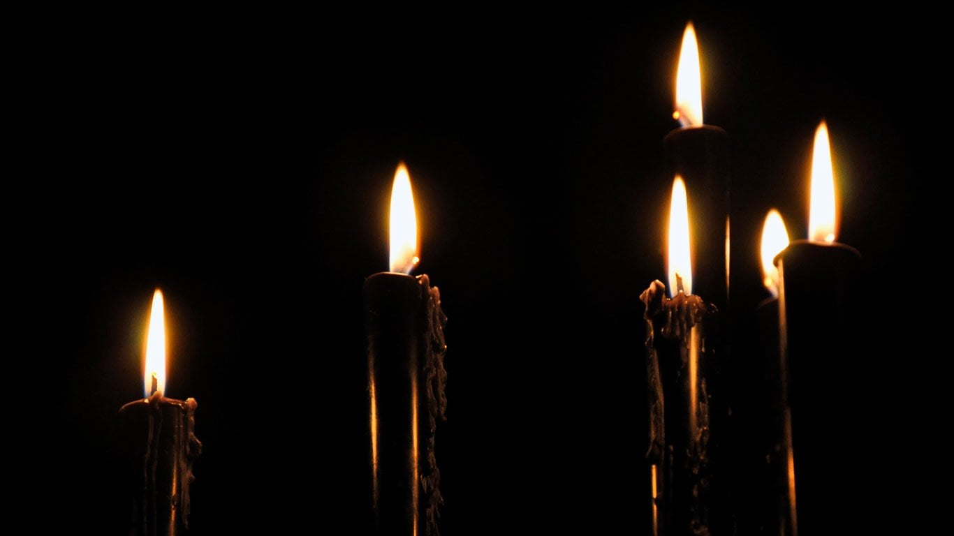 ritual das velas pretas para afastar males