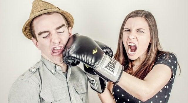 simpatia para duas pessoas se odiarem