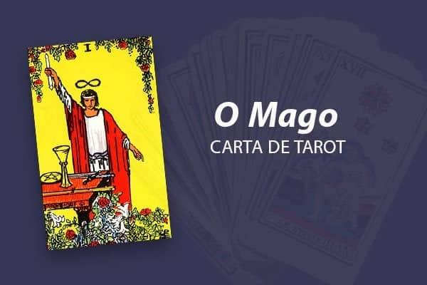 O Mago no Tarot