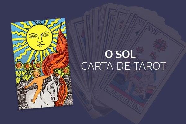 a carta o sol no tarot