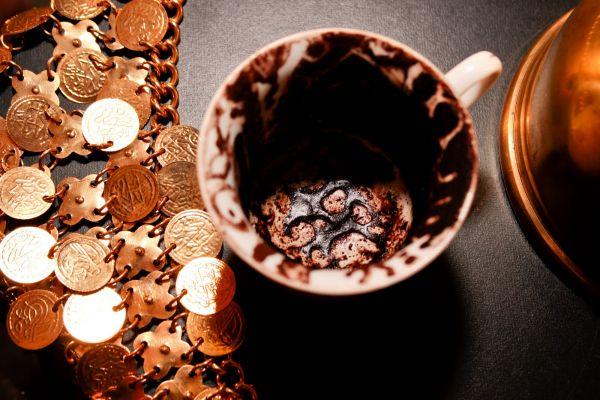 Cafeomancia - Oráculo da Borra de Café