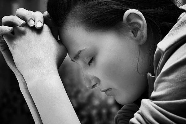 Oração para acalmar coração aflito
