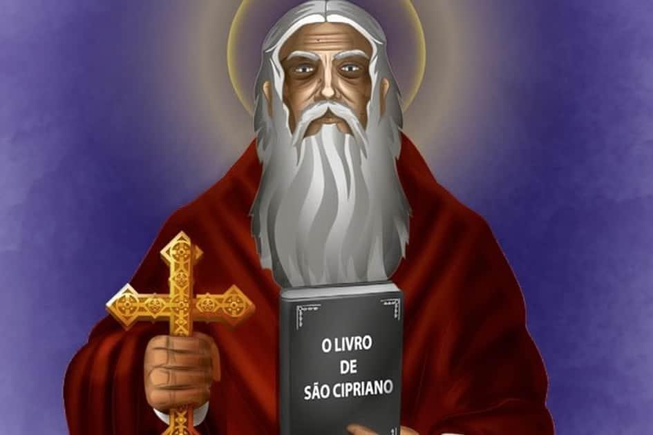 Oração para esquecer um amor de São Cipriano