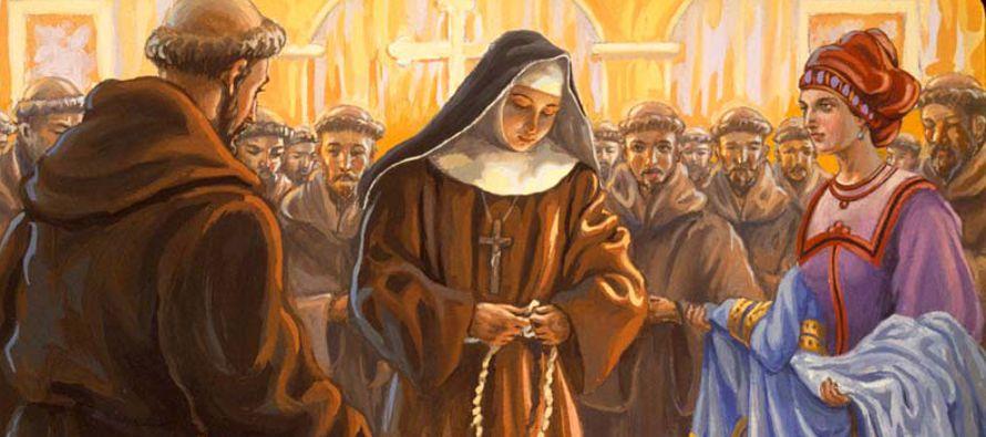 Oração Santa Clara
