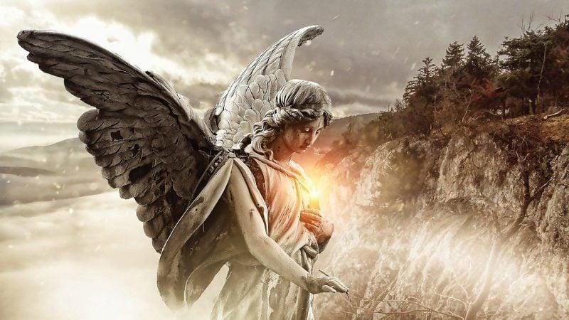 Oração do Anjo da Guarda da Pessoa Amada