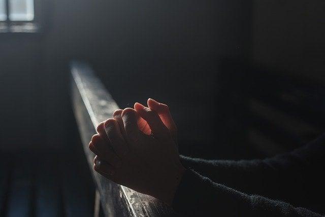 oração para virar pensamento