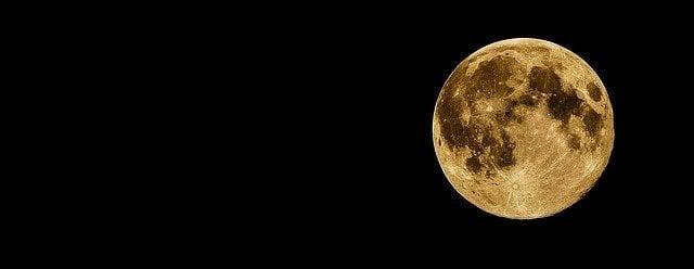 Simpatia da Lua Cheia