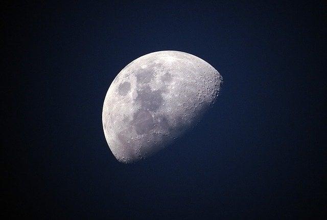 O que significa lua no mapa astral?