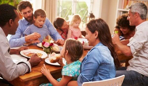 simpatia para unir familias