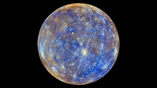 O que significa mercúrio no mapa astral?