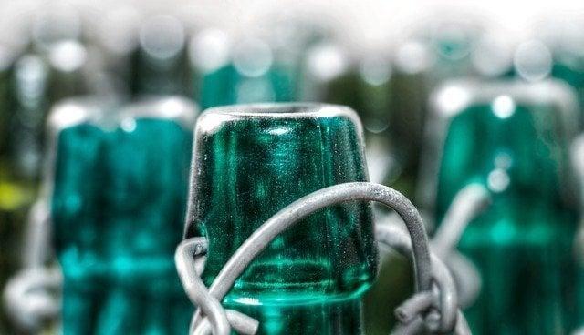 simpatia da garrafa