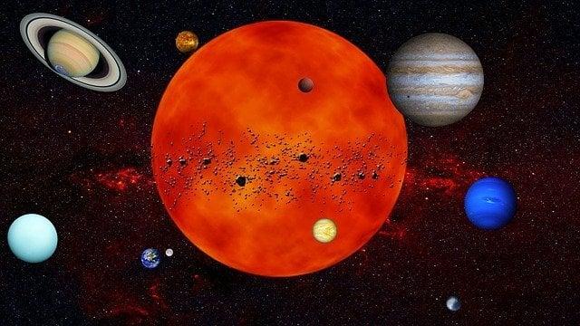 Significado dos planetas no mapa astral