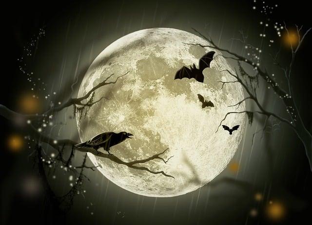 Oração para o dia das bruxas