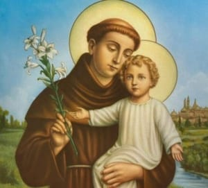 Oração de Santo Antônio para marido ser fiel e apaixonado