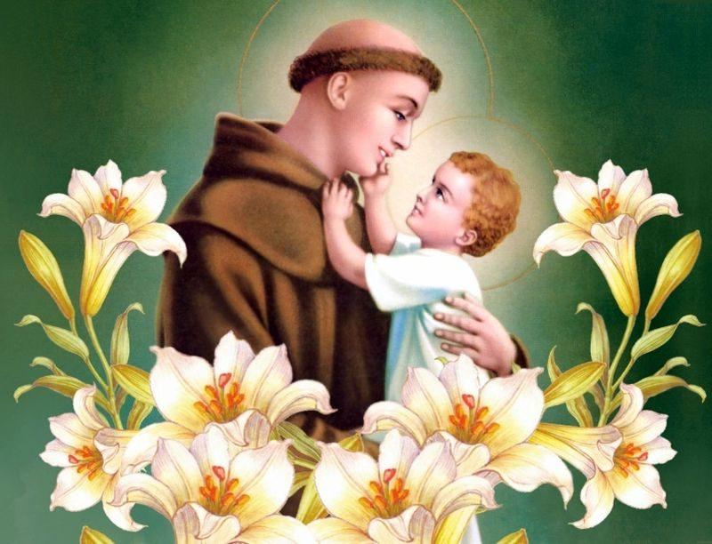 oferenda para santo Antonio