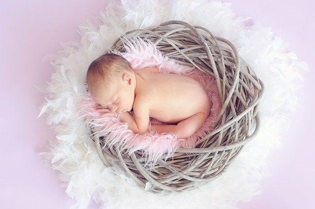 oração para bebê dormir a noite toda