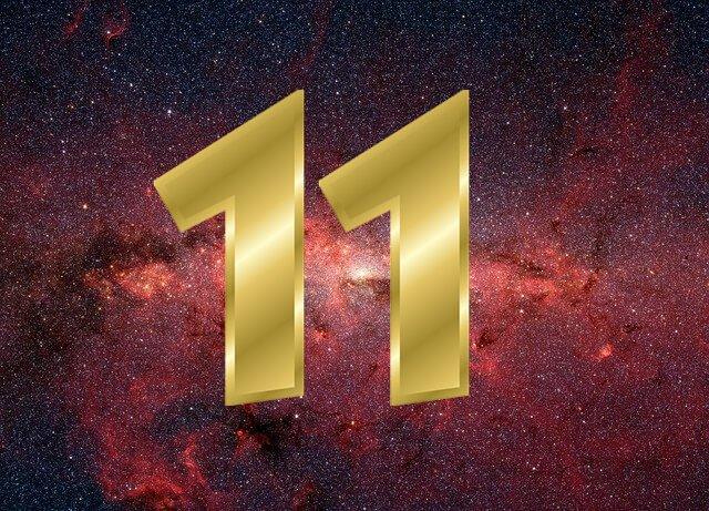 Número 11 na numerologia
