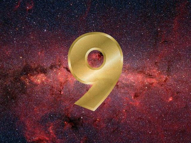 Número 9 na numerologia