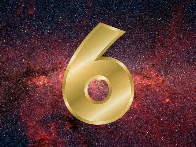Numero 6 na numerologia