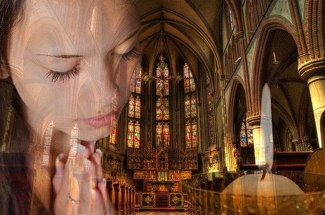Oração do manto da invisibilidade