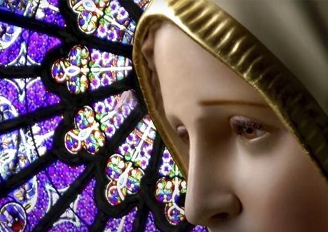 Oração salve rainha