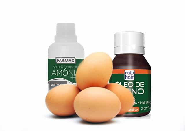 Simpatia de Amônia, óleo de rícino e ovo infalível para separar casal